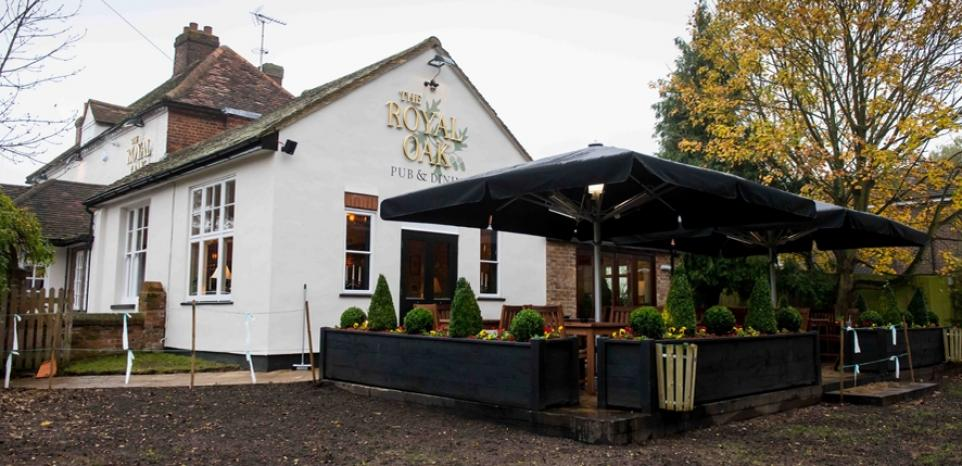 The Royal Oak Hemel Hempstead