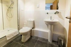 Abodebed bathroom