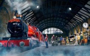 Hogwarts Express Hemel Hempstead
