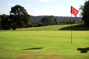 Golf course in Hemel Hempstead