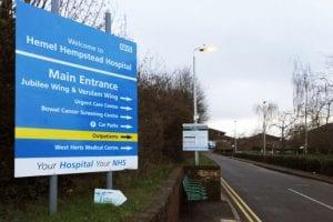 Hemel Hempstead Hospital