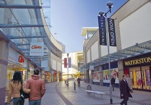 Shopping centre in Hemel Hempstead
