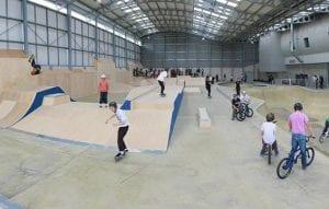 Skating and Cycling facilities in Hemel Hempstead