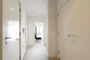 Hemel Hempstead Apartment Hallway