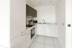 Hemel Hempstead Apartment Kitchen