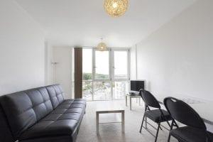 Hemel Hempstead Apartment Living Room