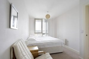 Hemel Hempstead Apartment Bedroom