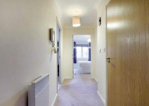 Hemel Apartment 15 Hallway