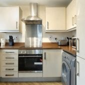 Kitchen Apartment 32