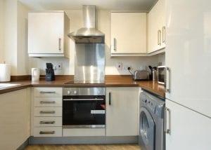 Kitchen Apartment 32
