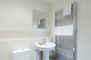 Apartment 45 bathroom