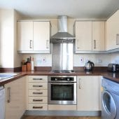 Kitchen of luxury 2 bed apartment to rent in Hemel Hempstead