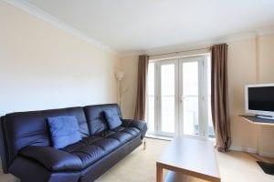 Apartment 5 Livingroom