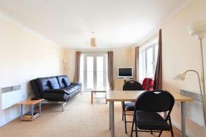 Living room Apartment 5