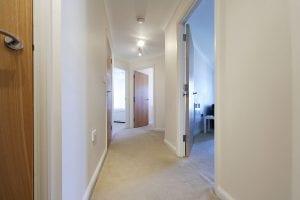 Apartment 57 Hallway
