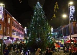 Christmas in Hemel Hempstead