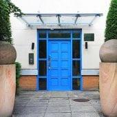 Handleys Court Main Entrance
