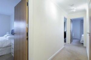 Large Hemel Apartment 68 Hallway