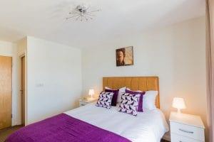 Abodebed Flat 59 Bedroom 3