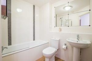 Abodebed Flat 59 Bathroom 1