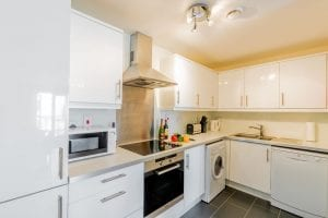 Abodebed Flat 59 Kitchen