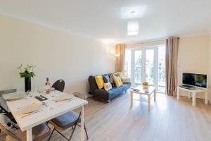 Abodebed Living room Flat 59 2D